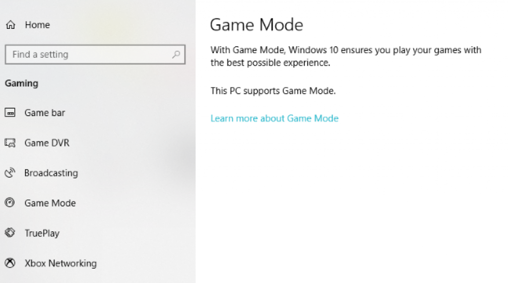 Learn How to Optimize Windows 10 for Gaming using Game Mode