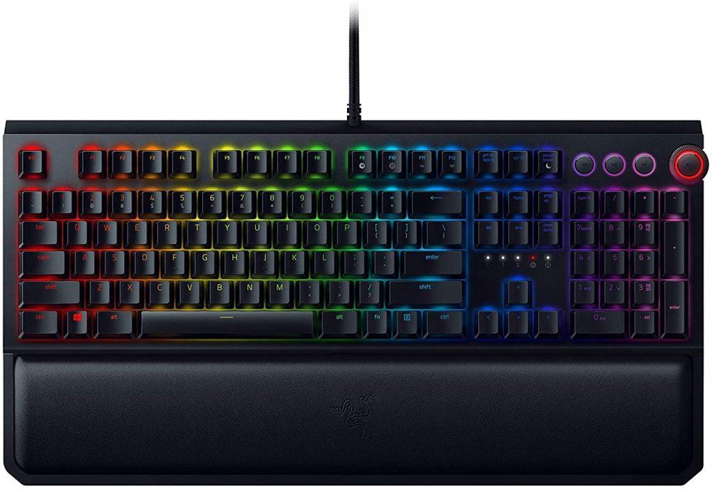 Razer Elite mechanical Gaming Keyboard Review