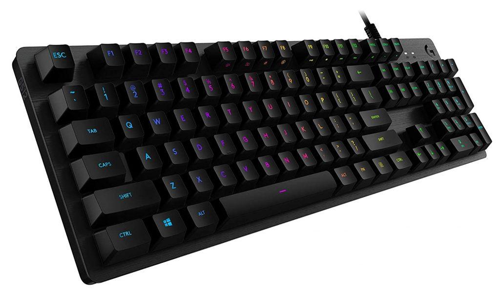 Logitech G512 RGB Mechanical Gaming Keyboard Review