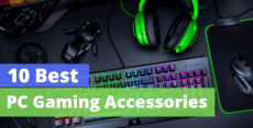 Top 10 Best PC Gaming Accessories of 2020 – Good Accessories for a Gaming Setup