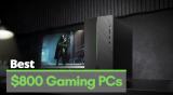 10 Best Prebuilt Gaming PC Under 800 USD in 2021